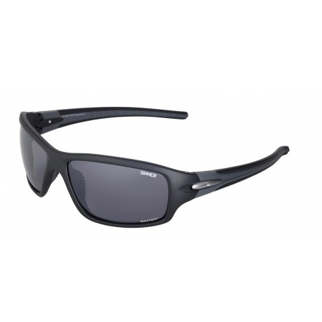 Сл. очила SINNER ROS MATTE BLACK POLARIZED