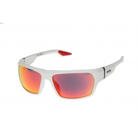 Слънчеви очила SINNER BLANC MAT WHITE POLARIZED